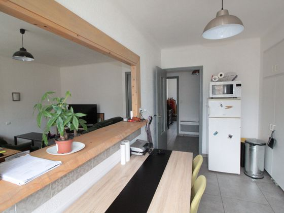 Vente appartement 3 pièces 71,32 m2