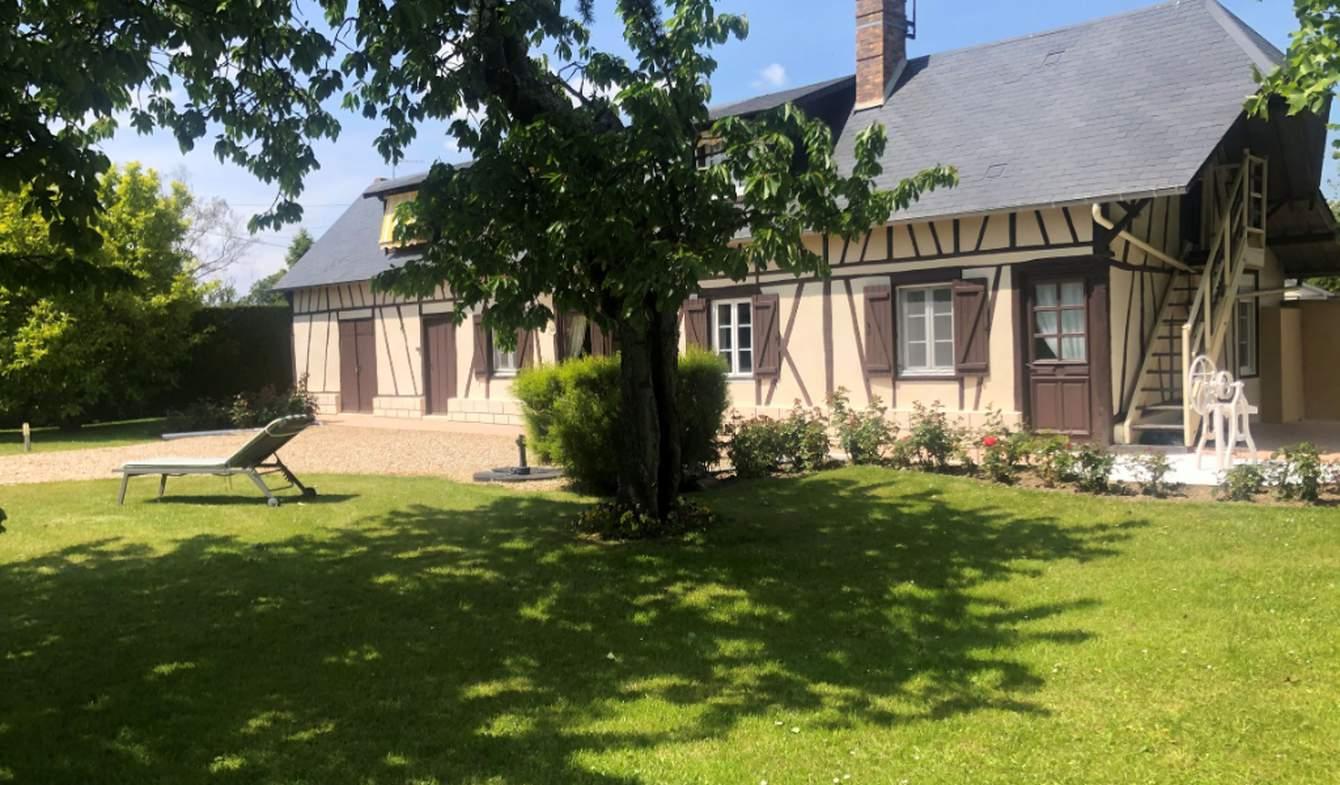 Maison Beaumont-le-Roger