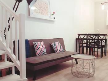Appartement meublé 2 pièces 33,2 m2
