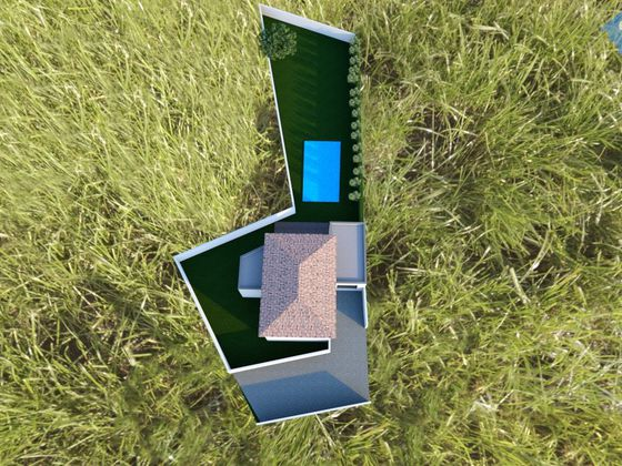 Vente terrain 625 m2
