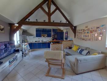 Appartement 3 pièces 60,77 m2