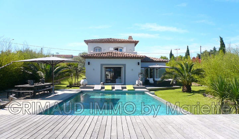Villa avec piscine Cogolin
