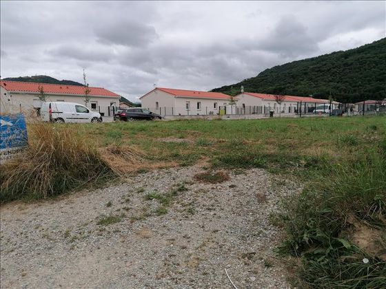 Vente terrain 491 m2