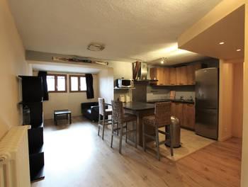 Appartement 3 pièces 50,8 m2