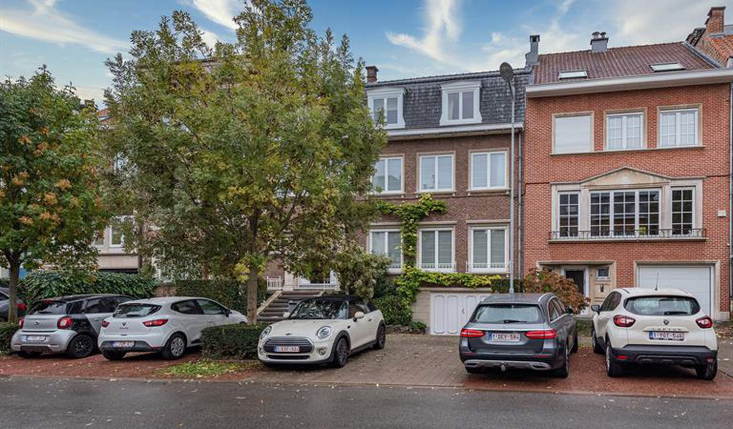 House with terrace Woluwe-Saint-Lambert