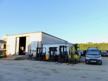 locaux professionels à Saint-Mathieu-de-Tréviers (34)