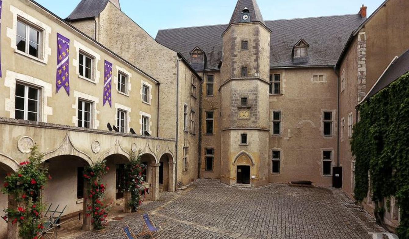 Castle Beaugency