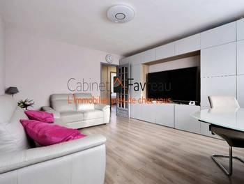 Appartement 4 pièces 81,34 m2