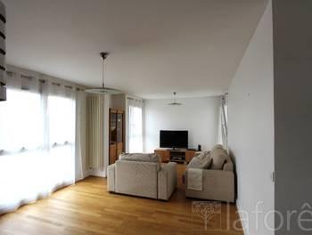 Appartement meublé 4 pièces 88,07 m2