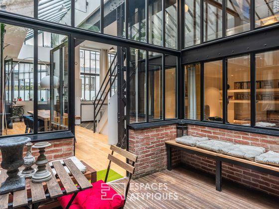 Vente appartement 6 pièces 158 m2