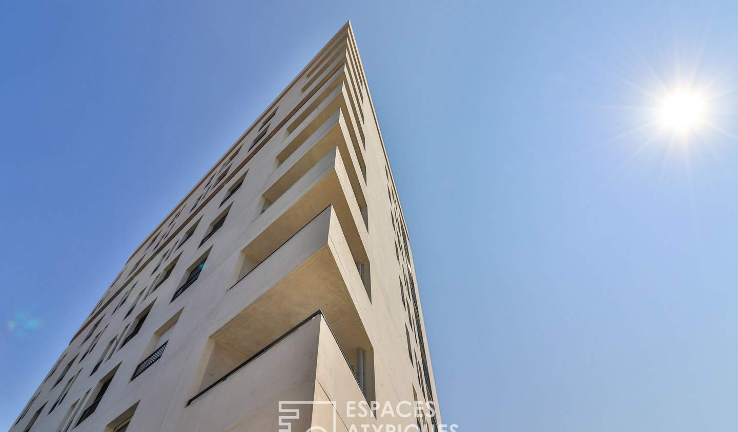 Apartment with terrace Toulon