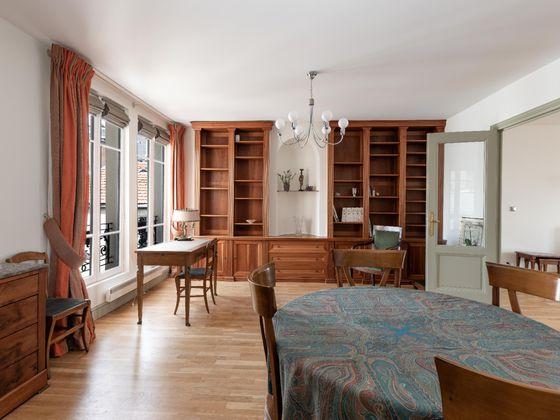 Location appartement meublé 4 pièces 127,16 m2