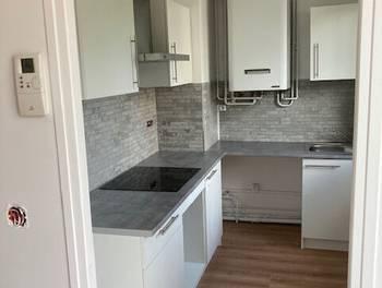 Appartement 2 pièces 34,72 m2