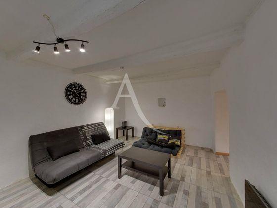 Location studio 24,7 m2