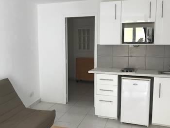 Studio meublé 21,91 m2