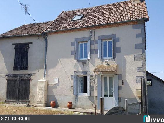 Vente maison 4 pièces 57 m2