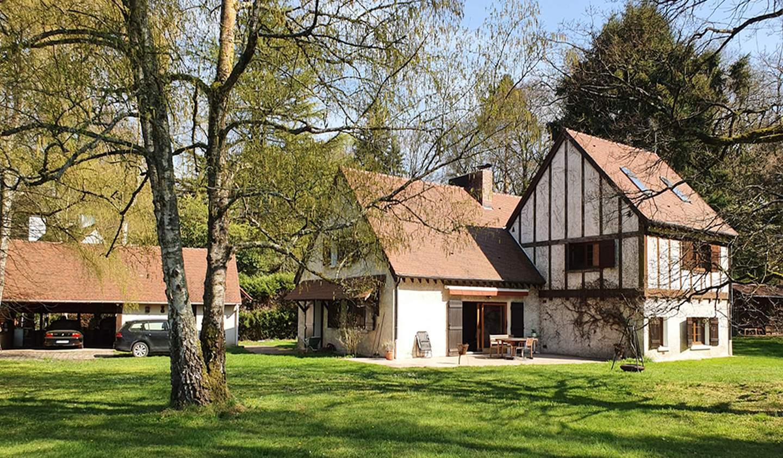 Property with garden Barbizon