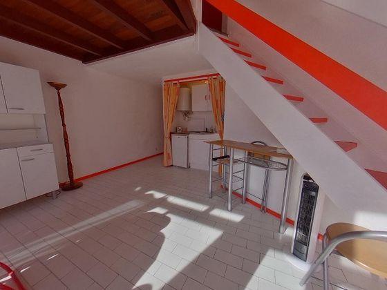 Vente appartement 2 pièces 40,55 m2