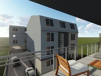 Appartement 3 pièces 54,77 m2