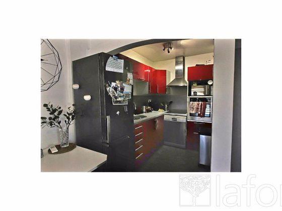 Vente appartement 3 pièces 46,39 m2