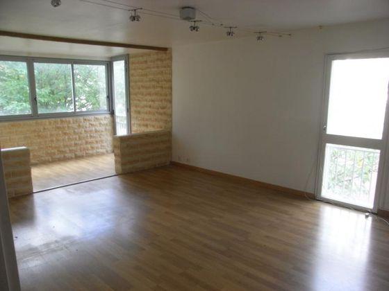 Vente appartement 3 pièces 71,57 m2