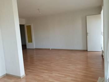 Appartement 4 pièces 86,82 m2