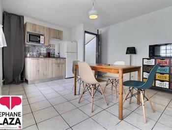 Appartement meublé 3 pièces 35 m2
