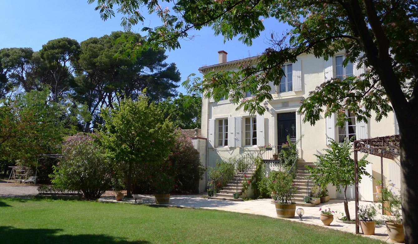 Propriété viticole avec piscine et dépendances Saint-Laurent-de-la-Cabrerisse