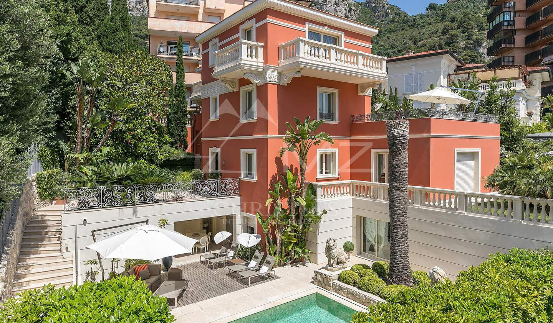 Villa avec piscine Beausoleil