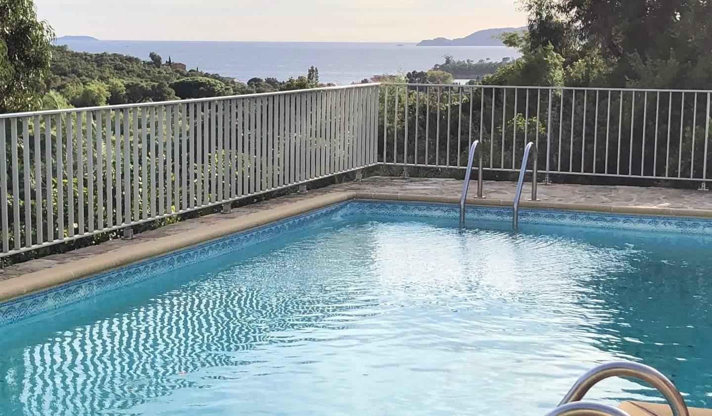 Propriété avec piscine Le Lavandou