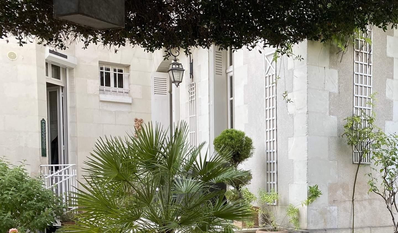 Hôtel particulier avec jardin Tours