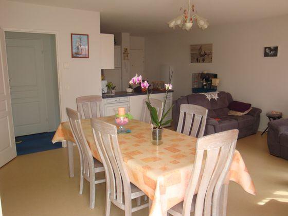 Vente appartement 3 pièces 62,55 m2