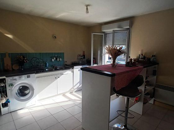 Location appartement 2 pièces 55,01 m2
