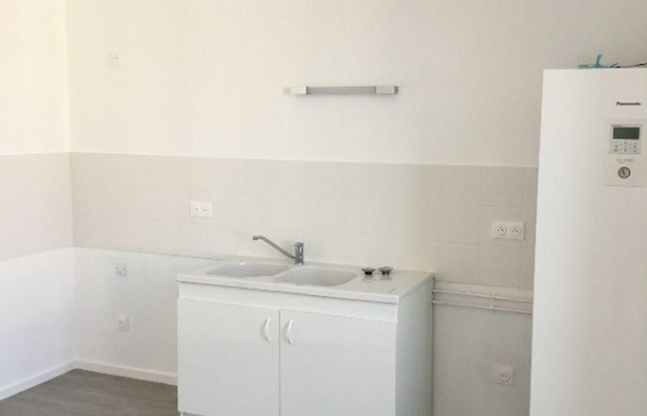 Location  appartement 5 pièces 114 m² à Montfaucon-d'Argonne (55270), 580 €