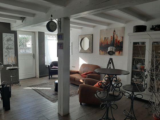 Vente maison 5 pièces 128,5 m2