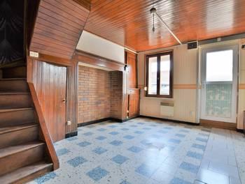 Maison 4 pièces 57,8 m2