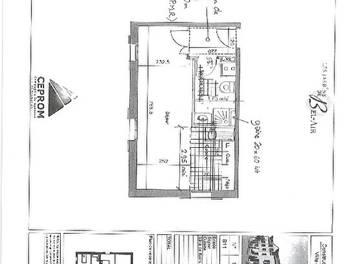 Studio 34,2 m2