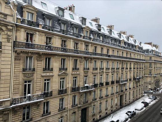 vente Studio 33 m2 Paris 16ème