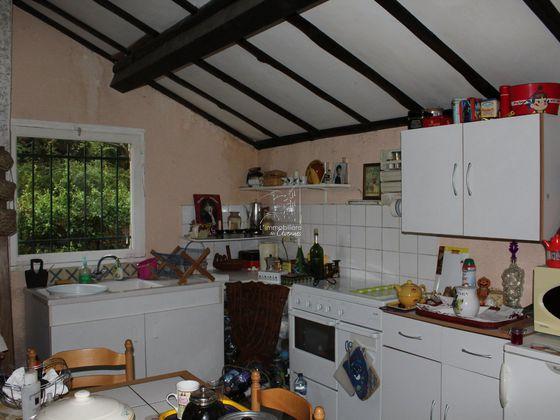Vente maison 1 pièce 34 m2