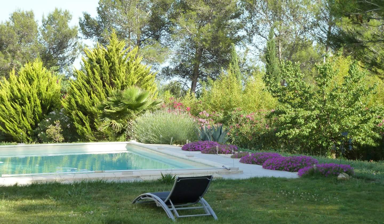 House with pool and terrace Saint-Gély-du-Fesc