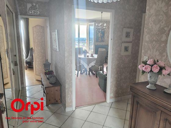 Vente appartement 3 pièces 58,21 m2