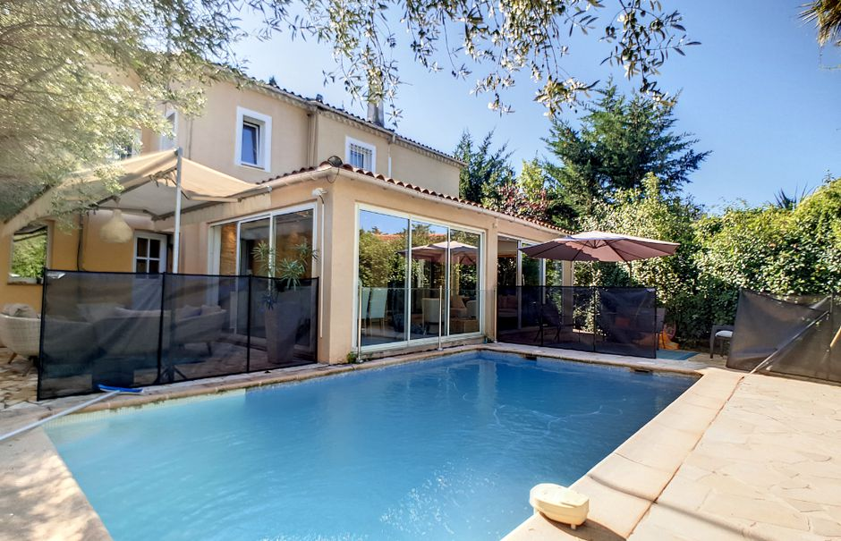 Vente maison 6 pièces 220 m² à Cannes (06400), 1 220 000 €