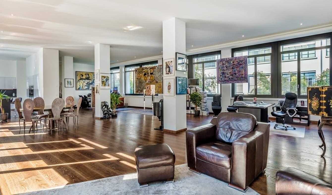 Appartement contemporain Genève