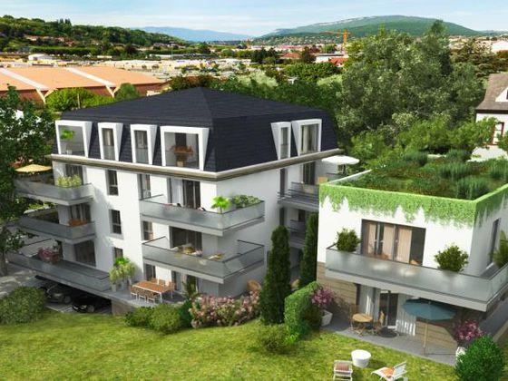 Vente appartement 3 pièces 84,95 m2