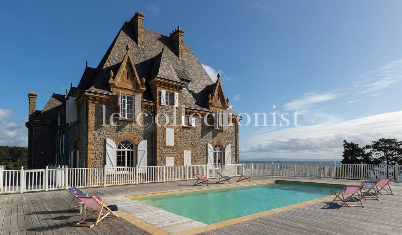 Villa avec piscine Crozon