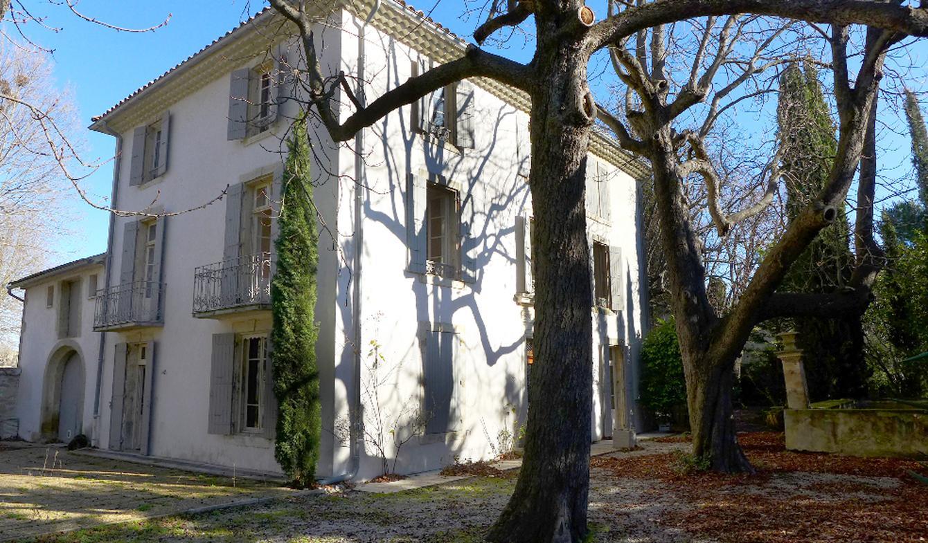 House with terrace Sainte-Cécile-les-Vignes