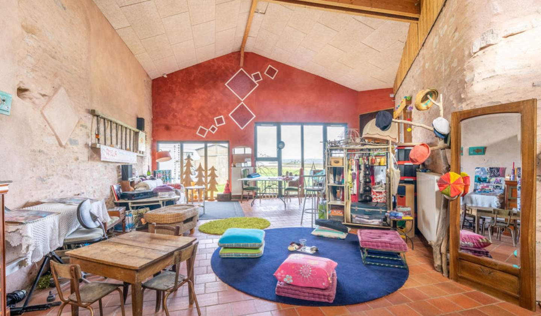 House with terrace La Chapelle-Basse-Mer