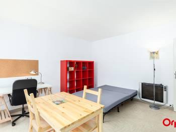 Studio meublé 25,72 m2