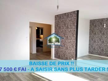 Appartement 4 pièces 90,98 m2