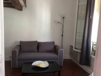 Studio meublé 23,48 m2
